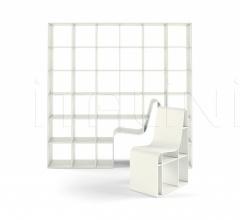 Книжный стеллаж bookchair фабрика Alias