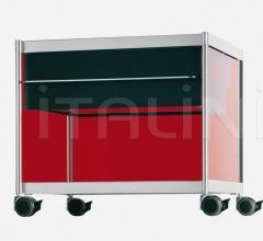 Итальянские сервировочные столики - Тележка SEC фабрика Alias