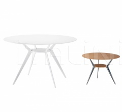 Кофейный столик biplane фабрика Alias