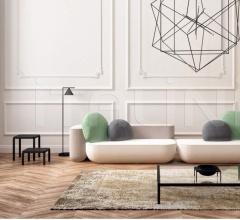 Модульный диван okome sofa фабрика Alias