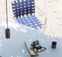 Кресло tagliatelle armchair outdoor фабрика Alias
