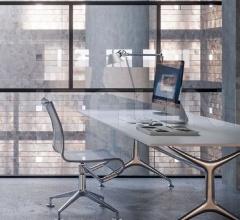Итальянские столы для конференц зала - Стол frametable фабрика Alias