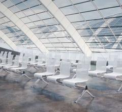 Итальянские скамейки - Система сидений floatingframe фабрика Alias