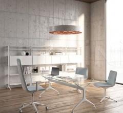 Кресло slim conference medium 5 фабрика Alias