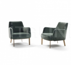 Кресло Clipper фабрика Giulio Marelli