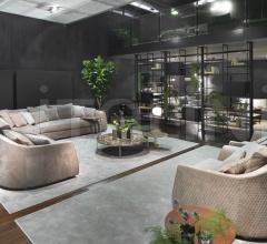 Модульный диван Roger фабрика Giulio Marelli