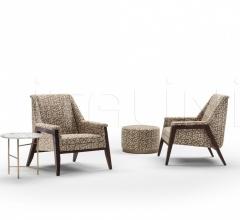 Кресло Morris фабрика Giulio Marelli