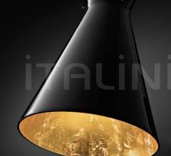 Подвесной светильник MEMORY BLACK E GOLD фабрика De Majo Illuminazione