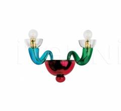 Настенный светильник Serenissima P фабрика Leucos