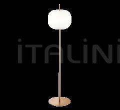 Напольный светильник KUSHI XL фабрика Kundalini Tronconi