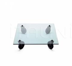 Журнальный столик TAVOLO CON RUOTE фабрика FontanaArte