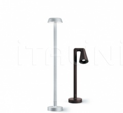 Итальянские уличные светильники - Напольный светильник Belvedere Spot фабрика Flos