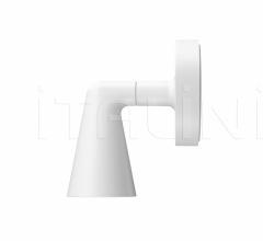 Итальянские уличные светильники - Напольный светильник Belvedere Spot Wall фабрика Flos