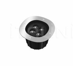 Итальянские уличные светильники - Светильник A-Round фабрика Flos
