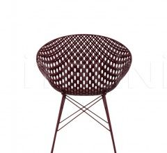 Итальянские уличная мебель - Кресло Smatrik Outdoor фабрика Kartell
