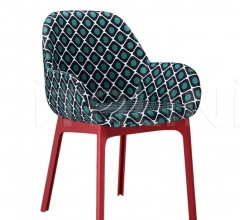 Кресло CLAP La Double J фабрика Kartell