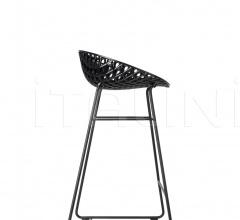 Итальянские рестораны/бары - Барный стул SMATRIK фабрика Kartell
