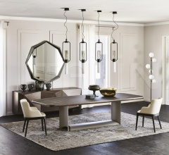 Настенное зеркало Emerald Wood фабрика Cattelan Italia