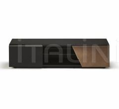 Тумба под TV Aston Tv фабрика Cattelan Italia