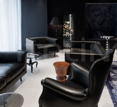Диван Boutique Leather фабрика Moooi