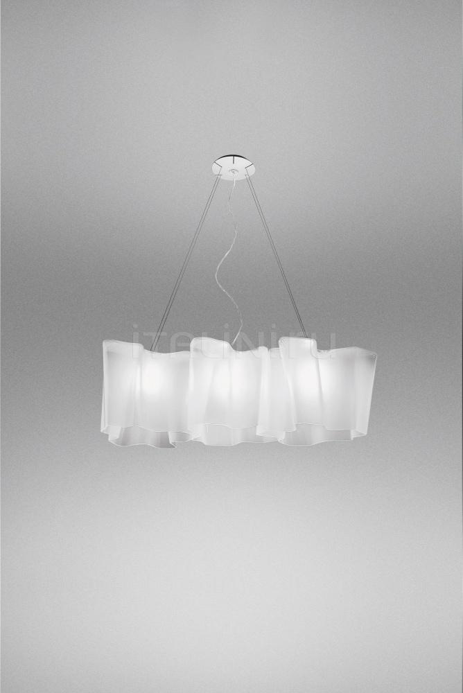 Подвесной светильник Logico suspension 3 in linea Artemide