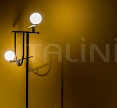 Итальянские напольные светильники - Напольный светильник Yanzi Floor фабрика Artemide
