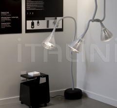 Напольный светильник Pipe Floor фабрика Artemide