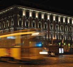 Итальянские уличные светильники - Светильник Ego walk/driver over фабрика Artemide