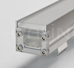 Итальянские уличные светильники - Светильник LineaLed Drive-over фабрика Artemide