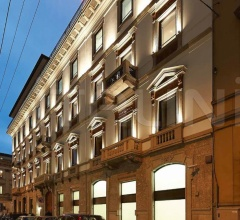 Итальянские уличные светильники - Светильник LineaLed Wallwasher фабрика Artemide