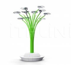 Итальянские уличные светильники - Напольный светильник  Solar Tree фабрика Artemide