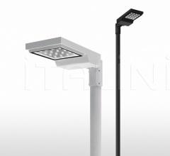 Итальянские уличные светильники - Напольный светильник Cefiso Pole фабрика Artemide