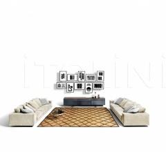 Модульный диван Landscape фабрика De Padova