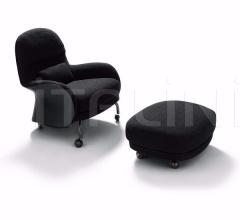 Кресло Louisiana фабрика De Padova