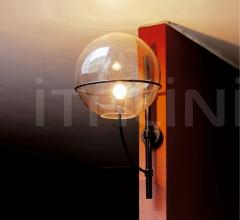 Настенный светильник Lyndon 160 фабрика Oluce