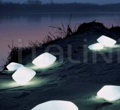 Итальянские уличные светильники - Светильник Stones outdoor фабрика Oluce