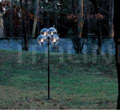 Итальянские уличные светильники - Напольный светильник Lyndon фабрика Oluce