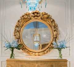 Настенное зеркало 18035 фабрика Riva Mobili D`Arte