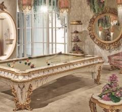 Итальянские бильярдные, игровые столы - Бильярдный стол 2250 фабрика Riva Mobili D`Arte