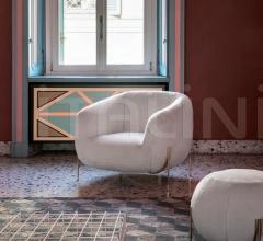 Кресло GEO фабрика Saba Italia