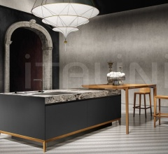 Кухня Sei 01 фабрика Euromobil