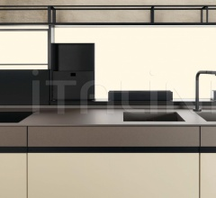 Кухня Sei 02 фабрика Euromobil