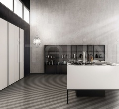 Кухня Sei 05 фабрика Euromobil