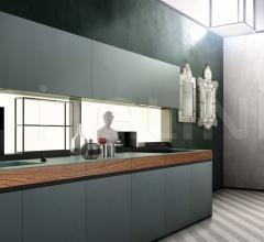 Кухня Sei 06 фабрика Euromobil