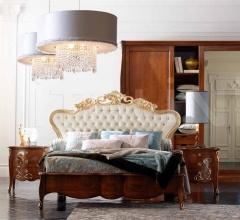 Кровать 1761/G/1762/G фабрика Morello Gianpaolo