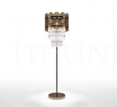 Напольный светильник TWIN фабрика Bruno Zampa