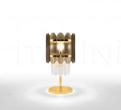 Настольный светильник TWIN фабрика Bruno Zampa
