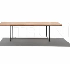 Итальянские уличные столы - Стол обеденный Levante фабрика Flexform
