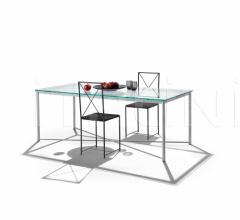 Итальянские уличные столы - Стол обеденный Moka Outdoor фабрика Flexform