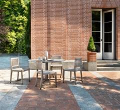 Итальянские уличные стулья - Стул Dafne фабрика Flexform